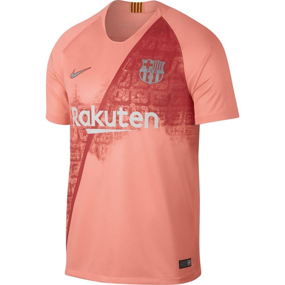 cf2f8007cfec5 CAMISETA OFICIAL FC BARCELONA TERCERA EQUIPACIÓN 2018-2019 HOMBRE