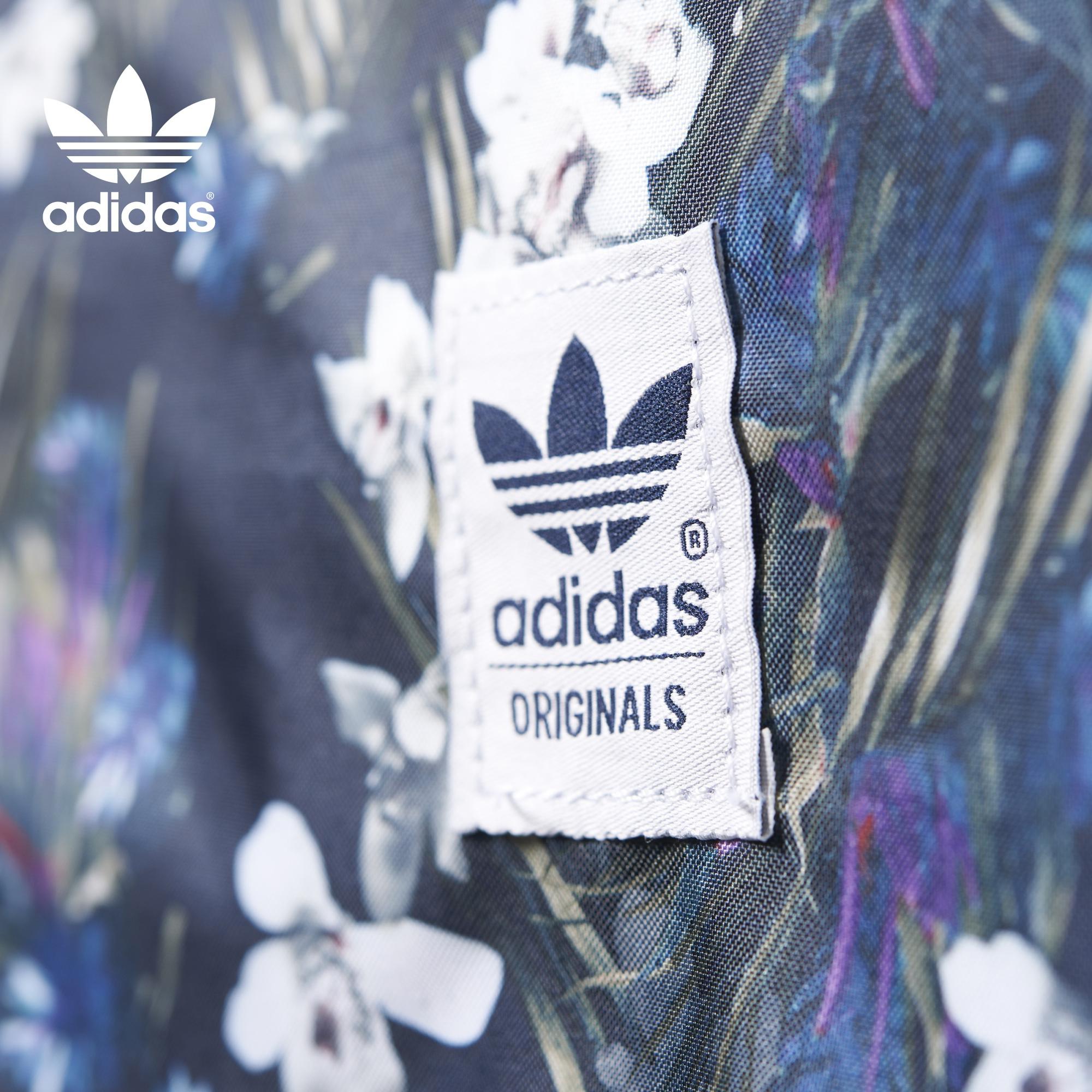 Hombre Adidas Bolsa Floral Cincha Ab3871 Dark wxFnqAI0