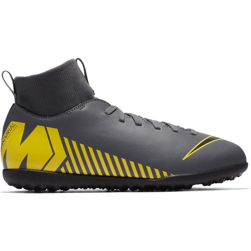 newest fb01f 73f7d BOTAS DE FÚTBOL NIKE MERCURIAL SUPERFLY VI CLUB TF NIÑO