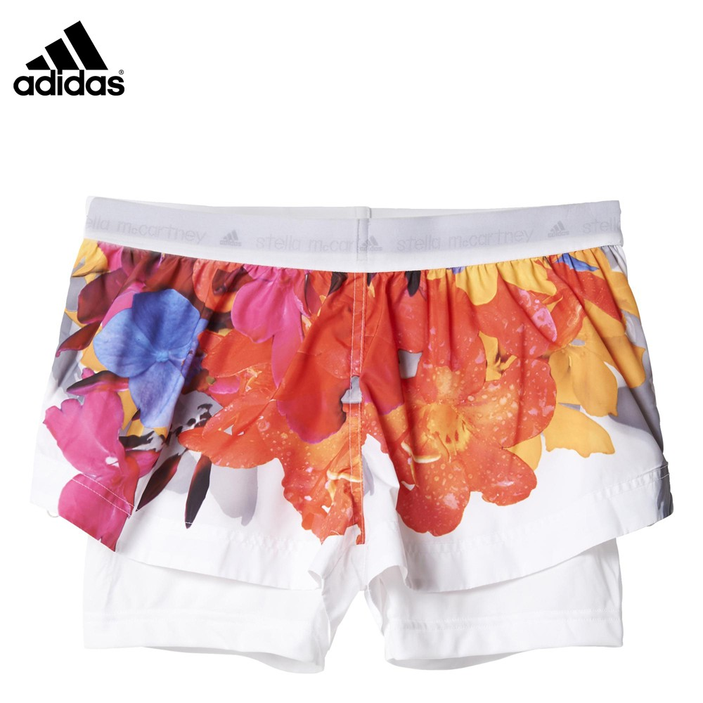 Adidas Ai8469 Blossom Mujer Pantalón Corto Running EZwxaq