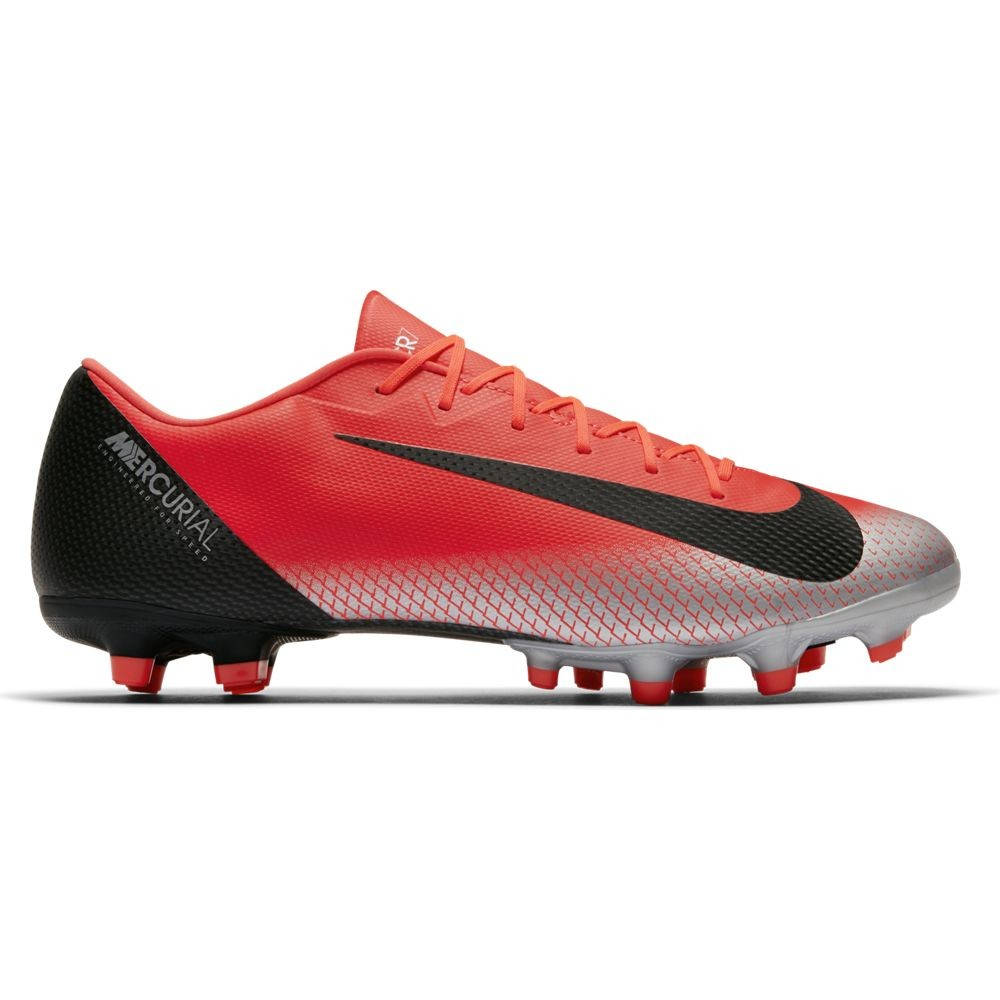 sports shoes 6ada7 9f3dd BOTAS DE FÚTBOL NIKE MERCURIAL VAPOR 12 ACADEMY CR7 MG HOMBRE