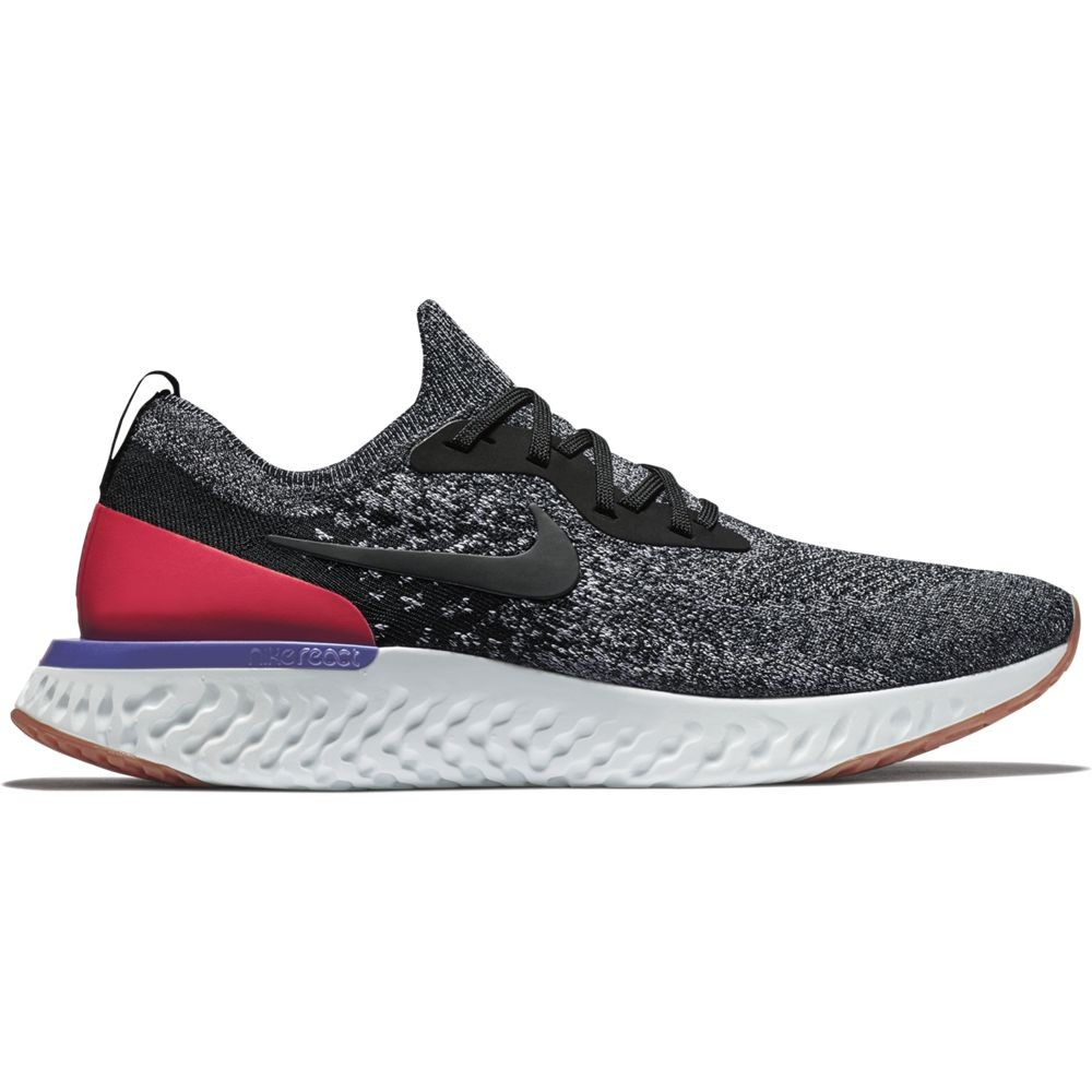 cheap for discount b6914 bc82d ZAPATILLAS RUNNING NIKE EPIC REACT FLYKNIT HOMBRE AQ0067-006
