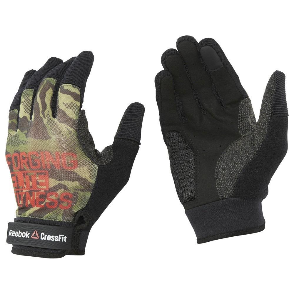 Reebok Strength Training Gloves Weight Lifting Fitness: GUANTES CROSSFIT REEBOK HOMBRE
