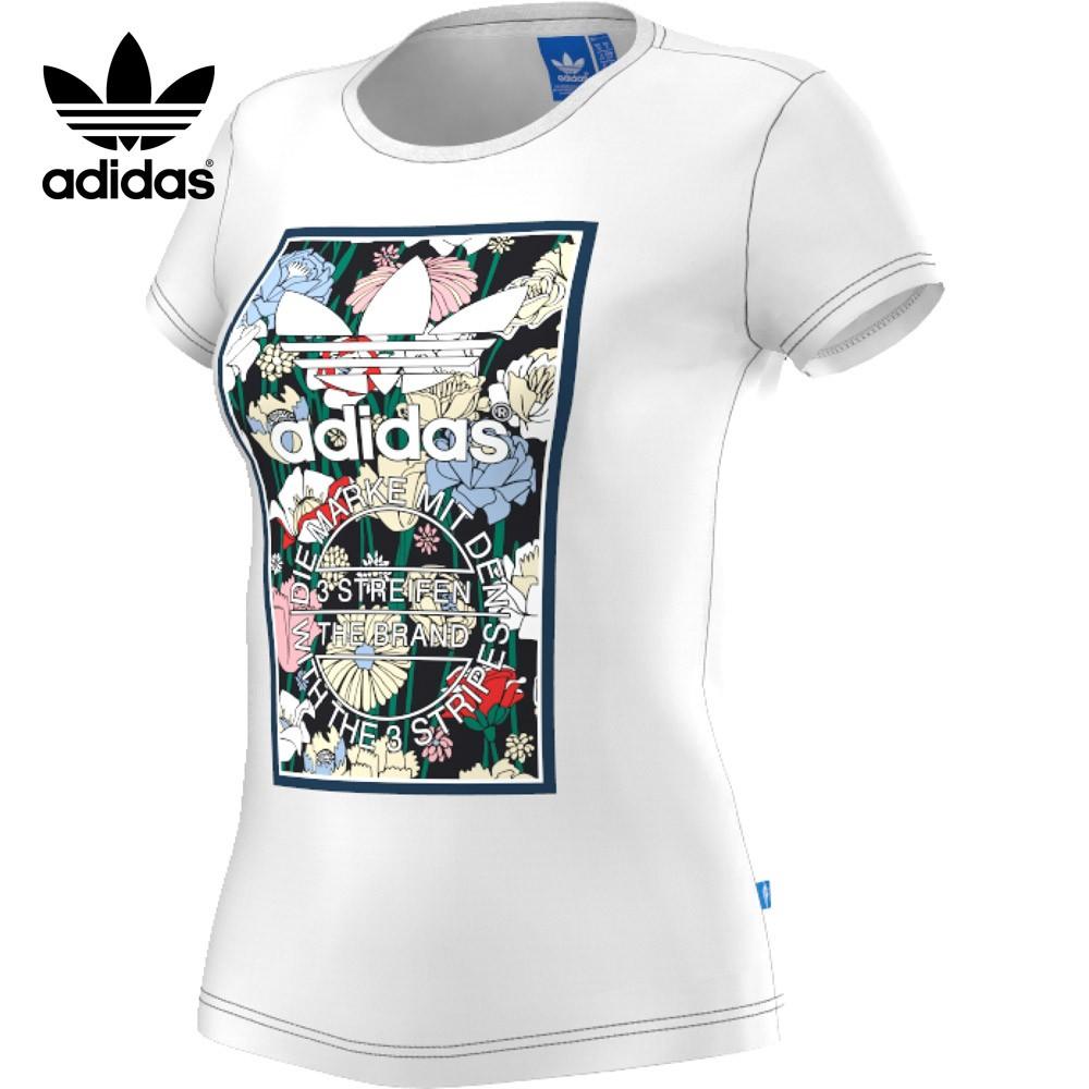 Originals Mujer Camiseta Mujer Originals Adidas Adidas Camiseta Adidas lFK1TcJ