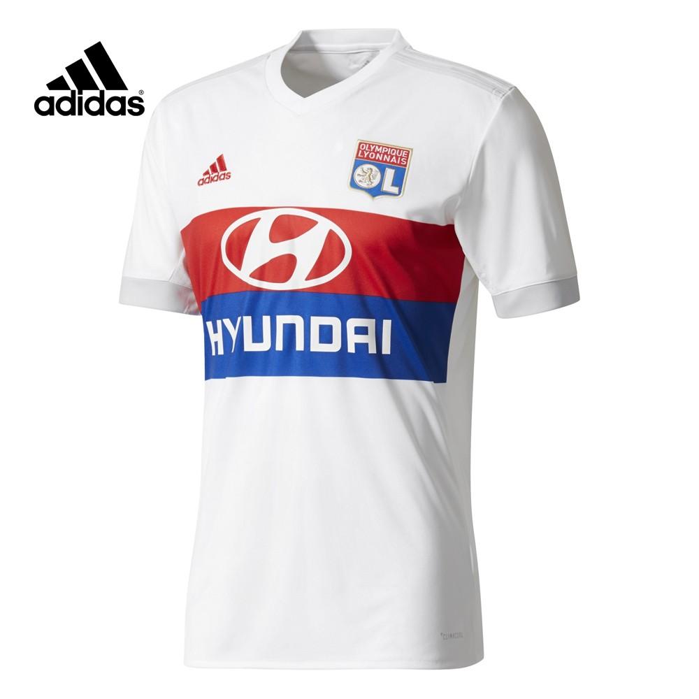 segunda equipacion Olympique Lyonnais deportivas