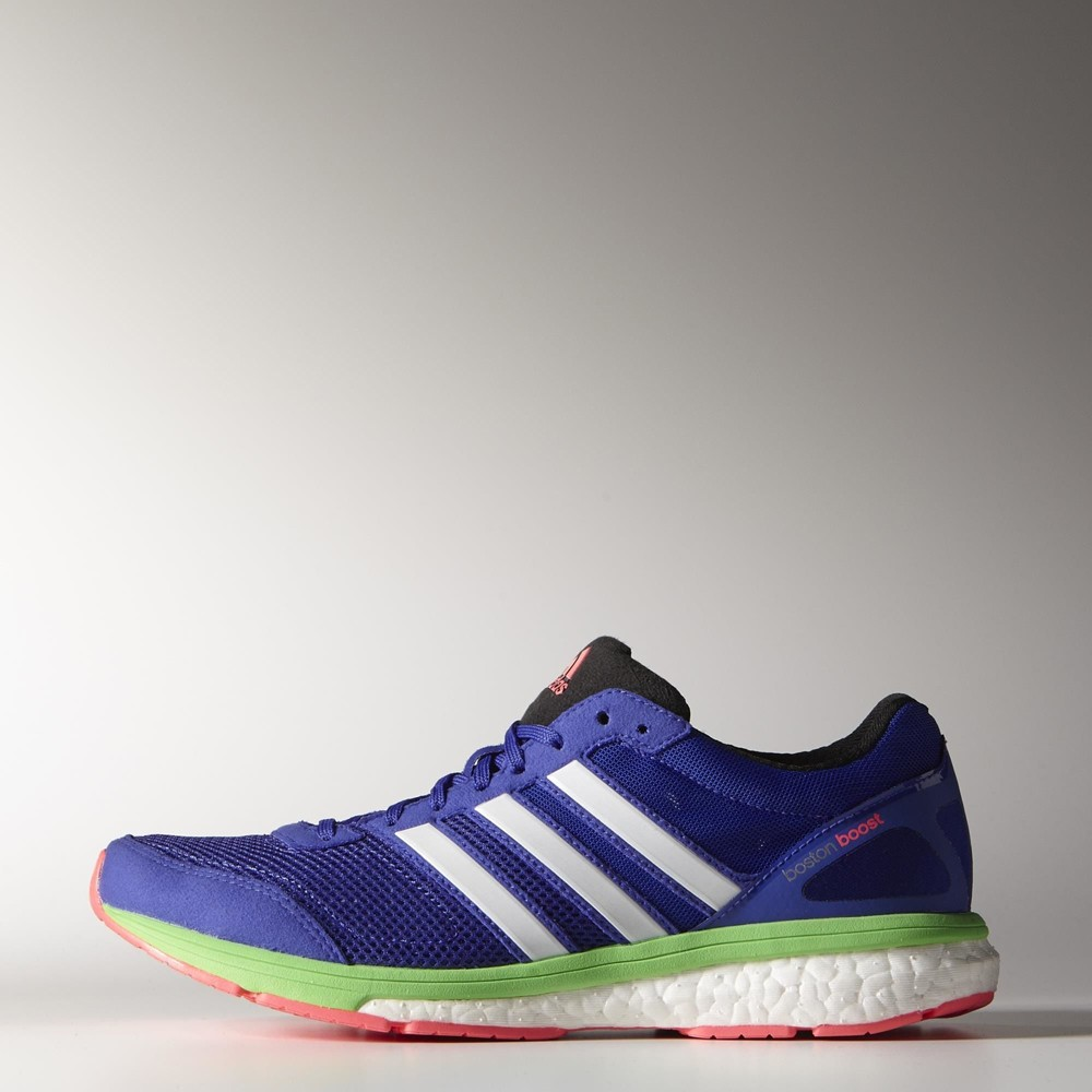 zapatillas running adidas boston
