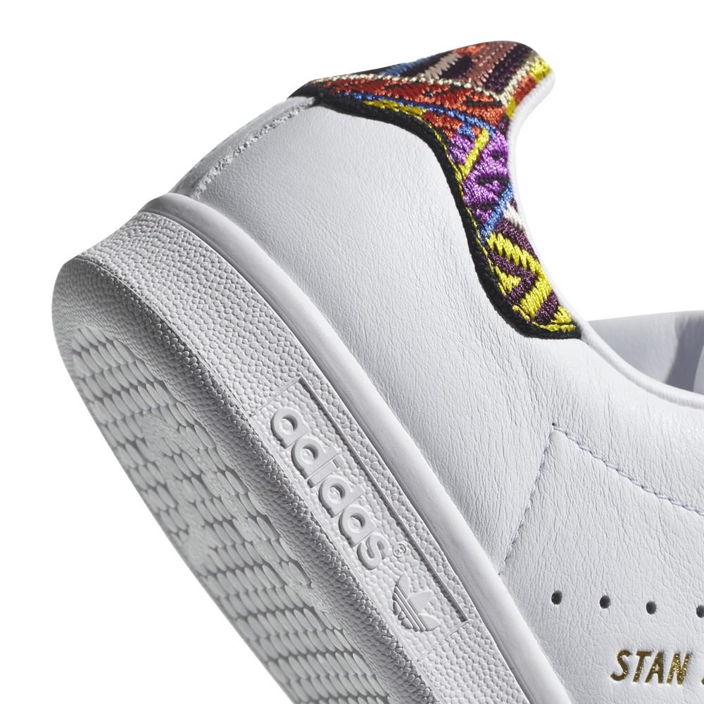 0a38f6d5c606 Mujer Mujer Adidas Zapatillas Cq2814 Smith Stan v6pxxq8tw