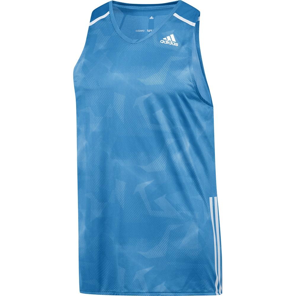 Adidas Adizero F82646 Camiseta Running Hombre Tirantes xE8gwwCqv