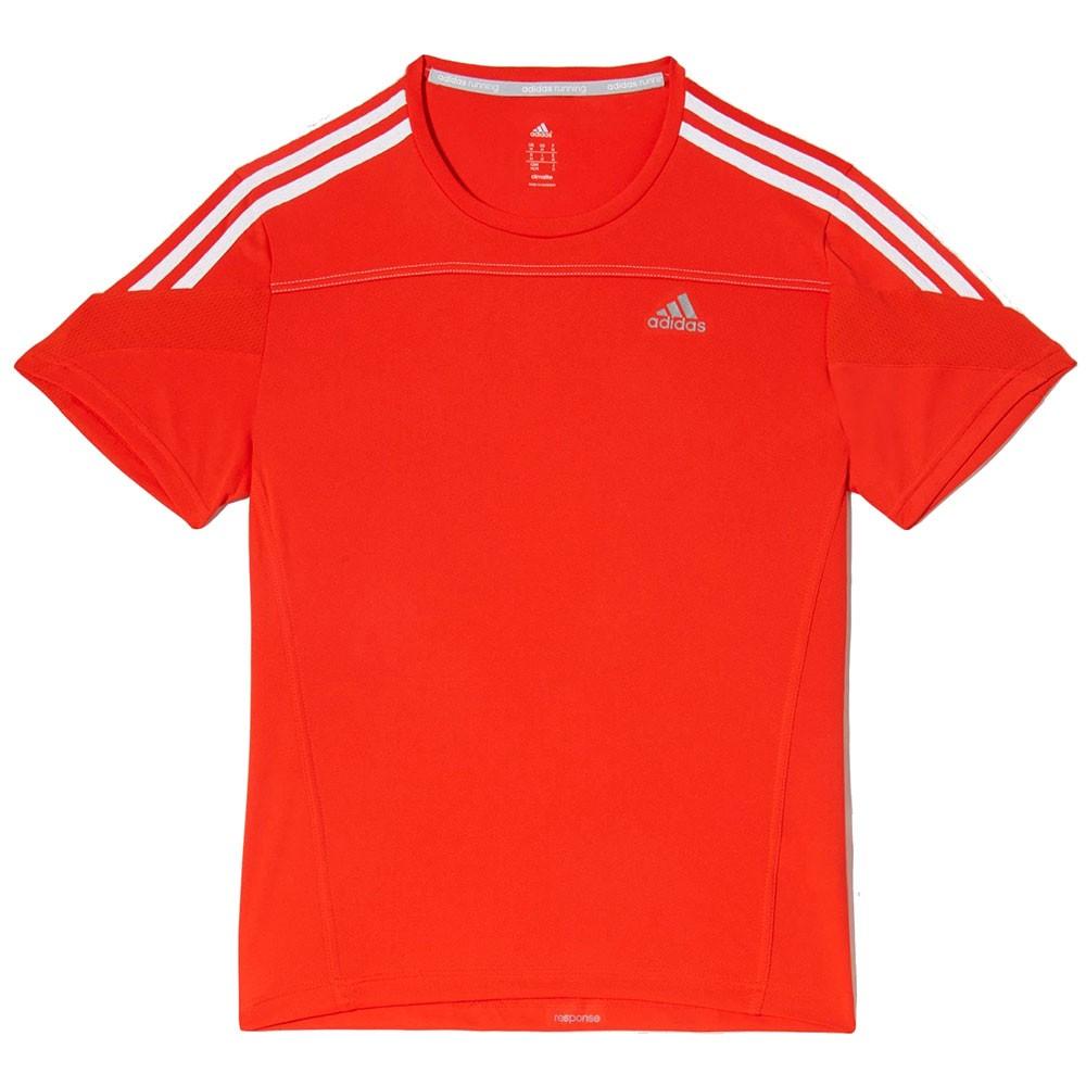 adidas camiseta running hombre