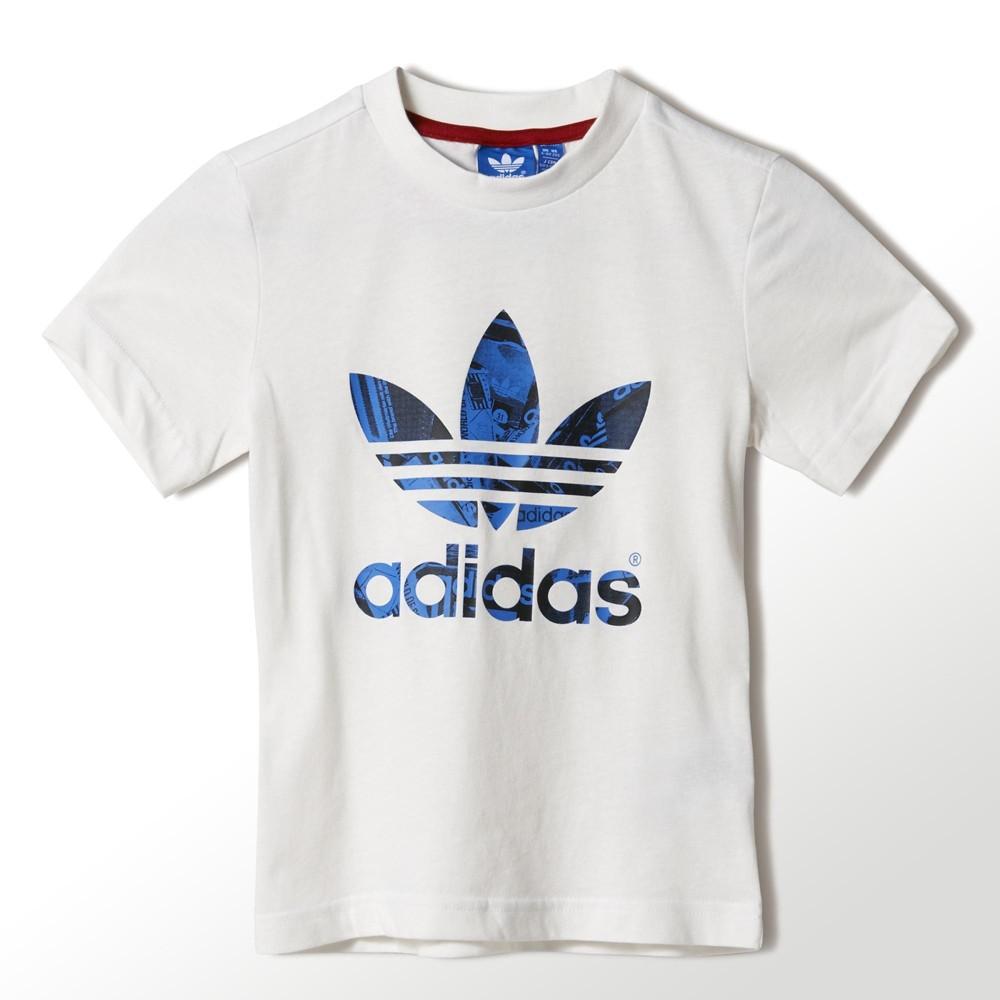 camiseta adidas niño