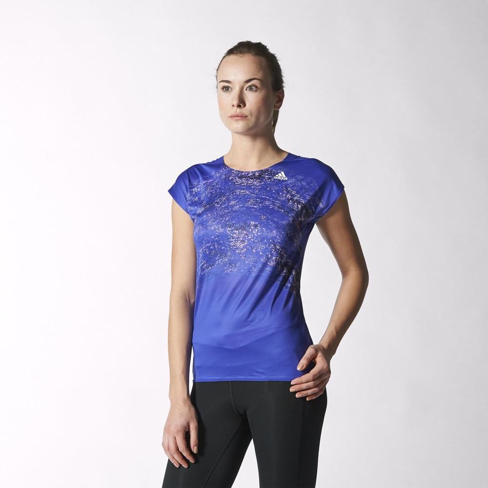 camisetas mujer running adidas