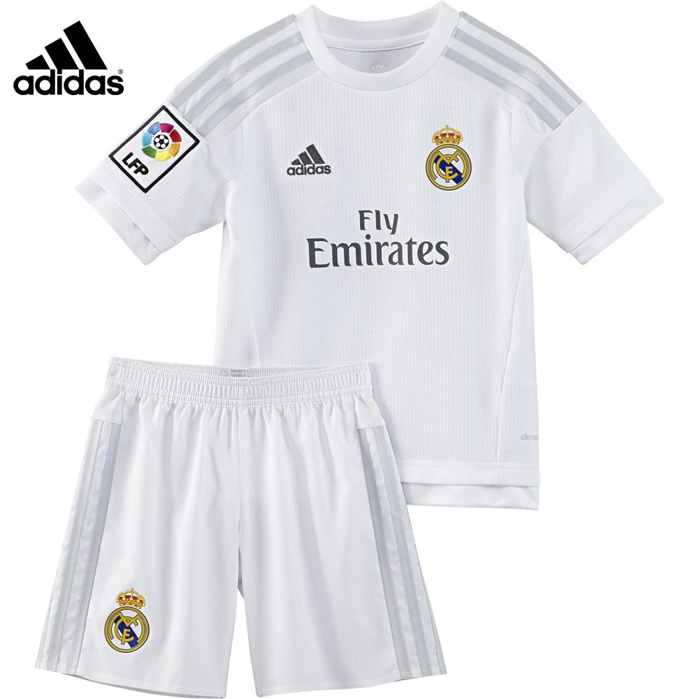 ropa real madrid niños