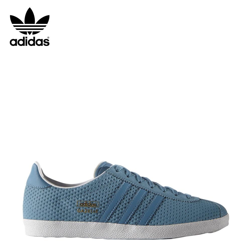 zapatillas adidas gazelle mujer azul