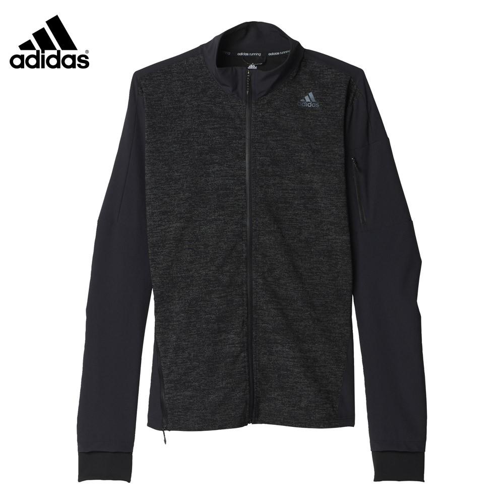 chaquetas running hombre adidas