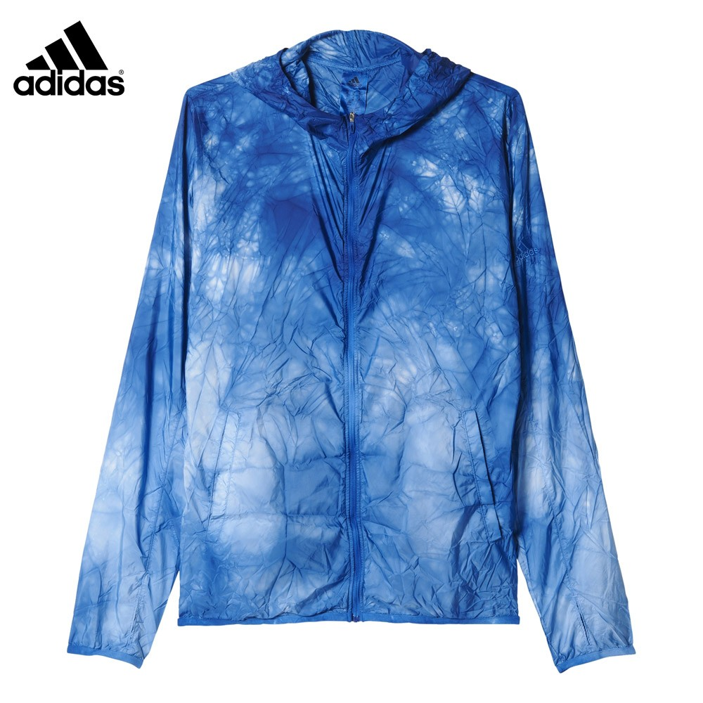 chaqueta adidas mujer running