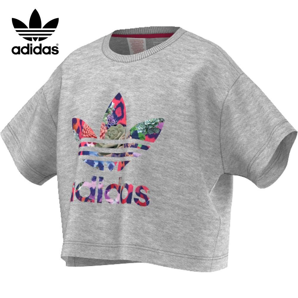 camiseta de adidas niña