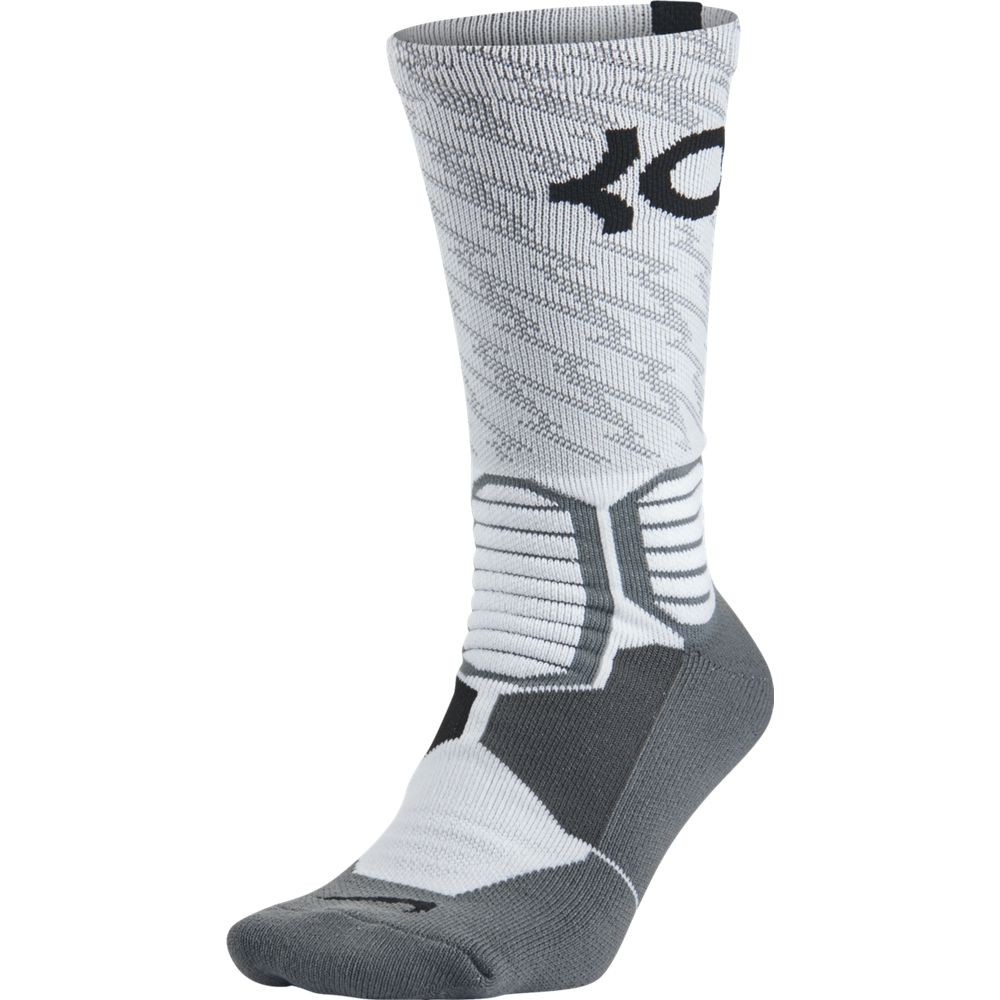 sports shoes a513b c1fb0 CALCETINES DE BALONCESTO NIKE KD HYPER ELITE CREW HOMBRE SX4972-100