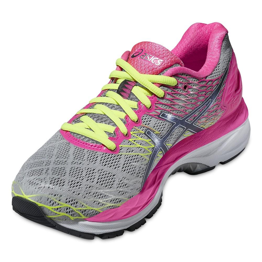 asics nimbus 18 mujer running