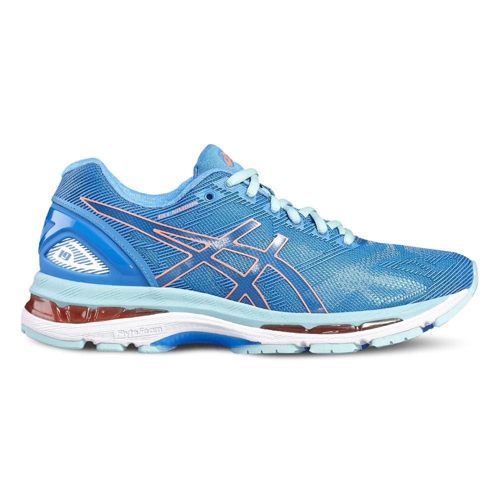 zapatillas deportivas de mujer asics gel nimus 19