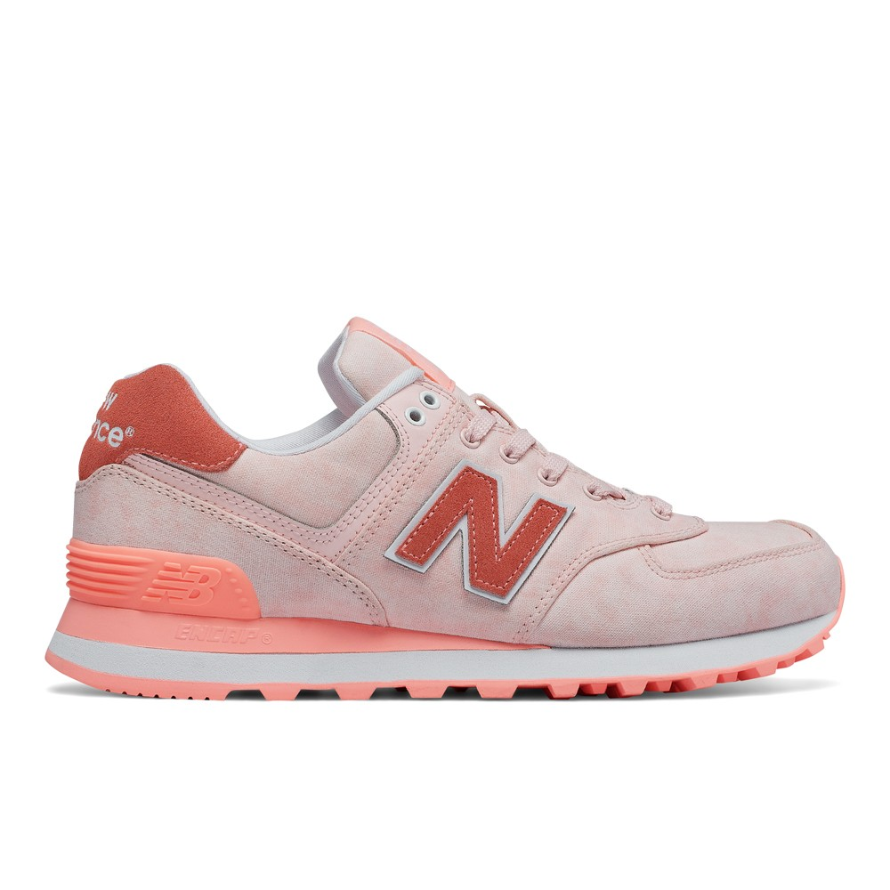 zapatillas new balance 574 burdeos