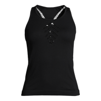CAMISETA TRAINING CASALL OPEN STRUCTURE OPENBACK MUJER