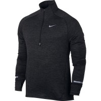 CAMISETA RUNNING NIKE ELEMENT SPHERE HALF-ZIP HOMBRE 683906-011