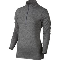 CAMISETA RUNNING NIKE ELEMENT HALF-ZIP MUJER 685910-021