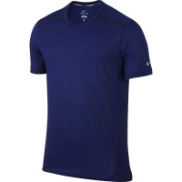 CAMISETA RUNNING NIKE DRI-FIT COOL TAILWIND STRIPE HOMBRE 724809-455