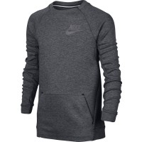 CAMISETA NIKE SPORTSWEAR TECH FLEECE NIÑO 804731-071