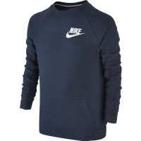 CAMISETA NIKE SPORTSWEAR TECH FLEECE NIÑO 804731-473