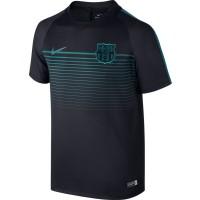 CAMISETA OFICIAL DE ENTRENAMIENTO FC BARCELONA SQUAD NIÑO 819084-014