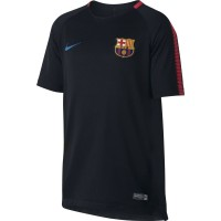 CAMISETA DE ENTRENAMIENTO OFICIAL FC BARCELONA BREATHE SQUAD NIÑO 854411-011