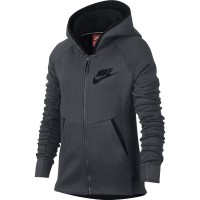CHAQUETA NIKE TECH FLEECE NIÑA 859993-091