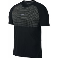 CAMISETA RUNNING NIKE BREATHE TOP SS CORE CITY GX HOMBRE 902506-010