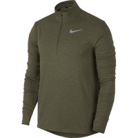 CAMISETA RUNNING NIKE THERMA SPHERE ELEMENT HOMBRE 928557-395