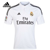 CAMISETA REAL MADRID PRIMERA EQUIPACIÓN 2014-2015 ADULTO F50637