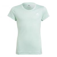 Deportes_Apalategui_Camiseta_Adidas_Aeroready_Verde_Niña_GM8406_1
