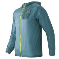 CHAQUETA RUNNING NEW BALANCE LITE PACKABLE HOMBRE