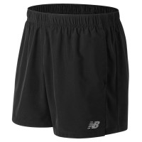 PANTALÓN CORTO RUNNING NEW BALANCE ACCELERATE 5 INCH HOMBRE MS81278-BK