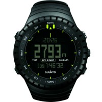PULSÓMETRO RUNNING SUUNTO CORE ALL BLACK