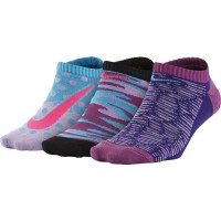 CALCETINES RUNNING NIKE GRAPHIC LIGHTWEIGHT NO-SHOW NIÑA sx5004-900