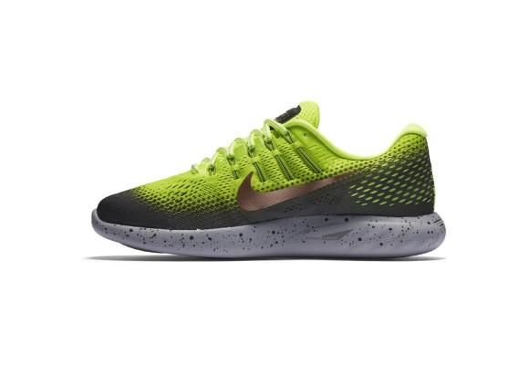 849568 700 Zapatillas de running Nike LunarGlide 8 Shield para hombre
